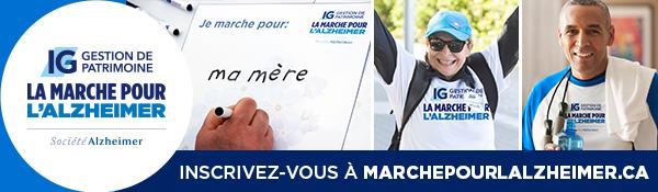 IG Gestion de patrimoine March pour L'Alzheimer 2020